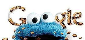 Google Cookie Monster Doodle