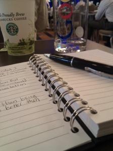 Notes v smartphone